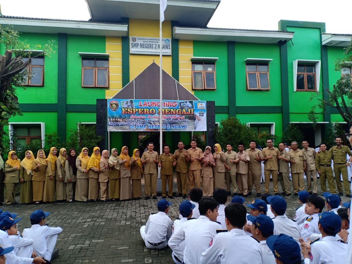 Launching Espero Mengaji
