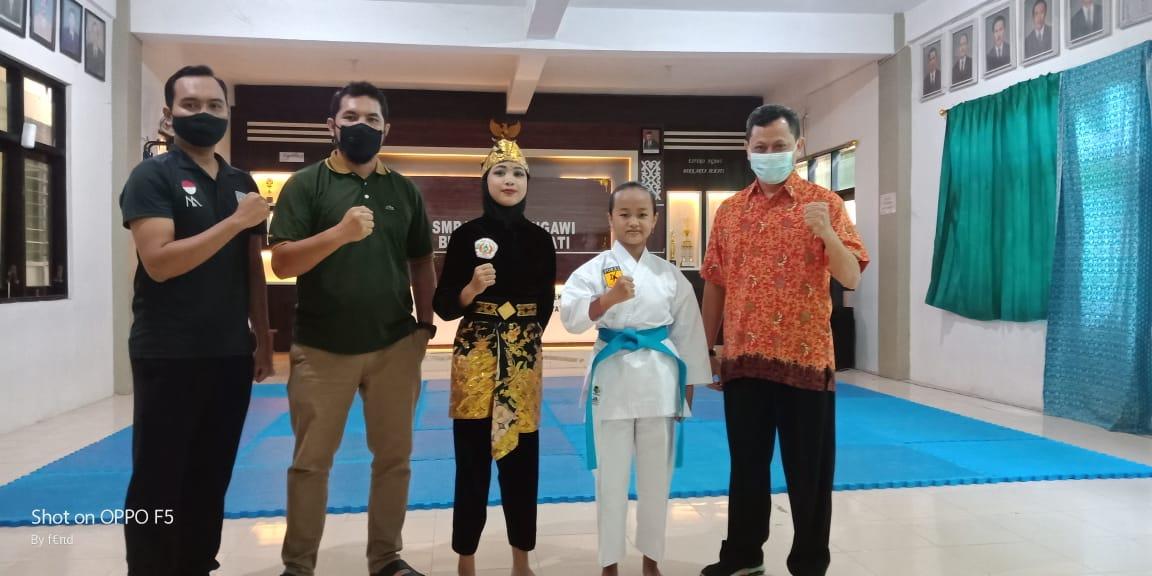 SMPN 2 Ngawi Juara Lomba KOSN Kabupaten Ngawi tahun 2021